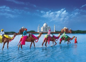 Taj Mahal photo 2
